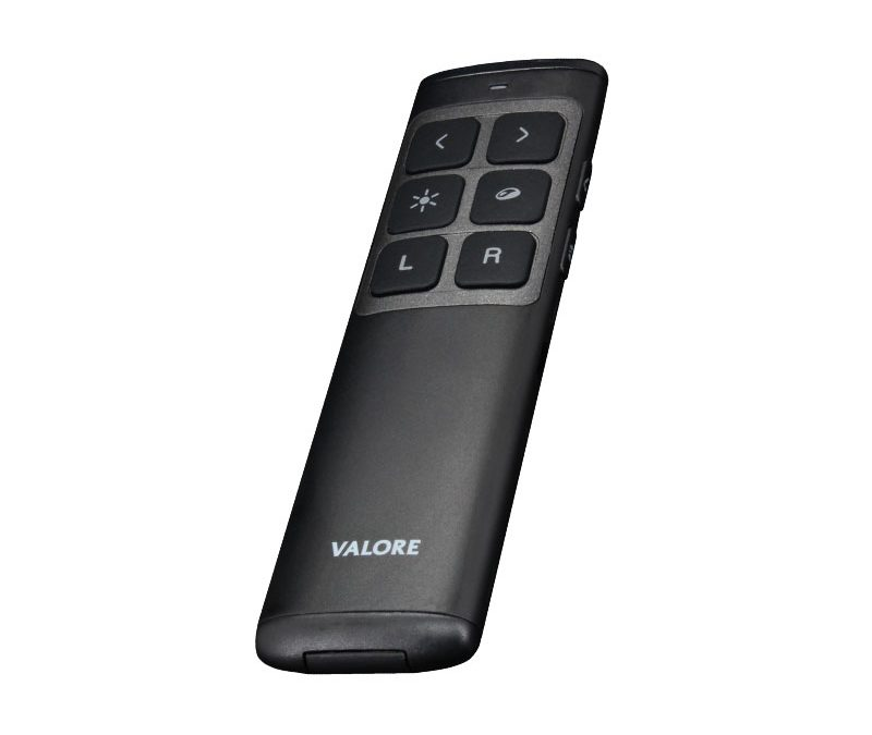 Valore Rechargeable Wireless Presenter With Air Mouse Function (AC86)