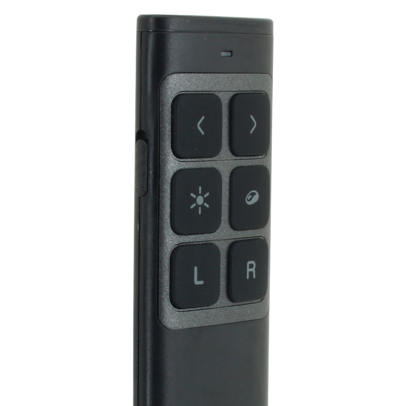Valore-Rechargeable-Wireless-Presenter-With-Air-Mouse-Function-(AC86)-controls