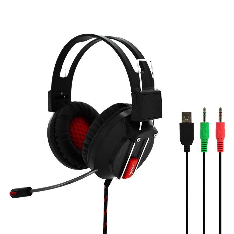 Valore-Red-Iris---Gaming-Headset-With-Mic-(HS0013)