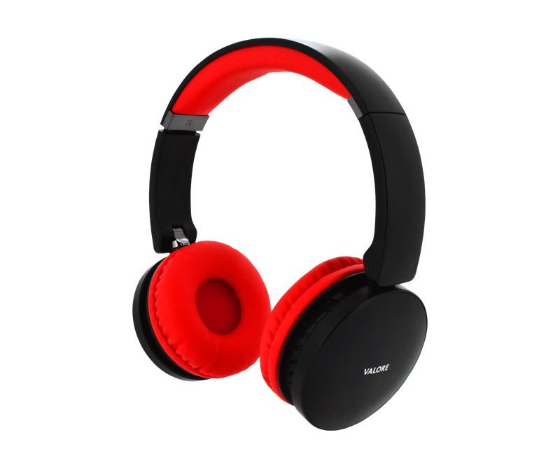 Valore Redwing – Wireless On-Ear Headphone (HS0016)