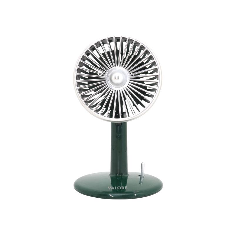 Valore-Retro-Desktop-Fan-(AC93)-Green
