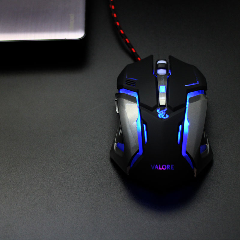 Valore-Scorpion-Gaming-Mouse-Blue-LED
