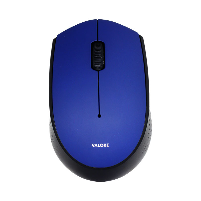Valore-Silent-Wireless-Mouse-(AC80)-Blue--top