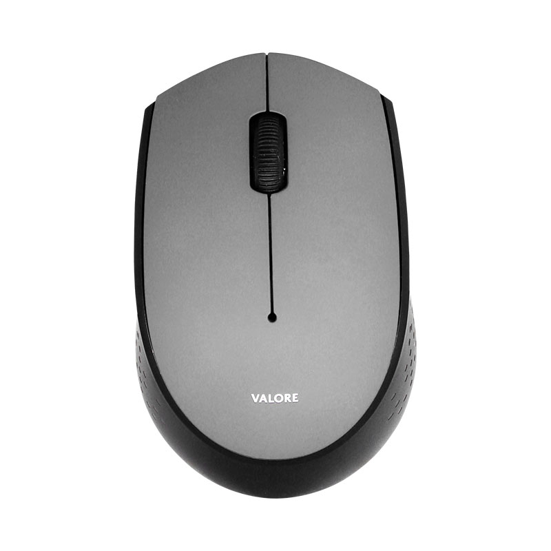 Valore-Silent-Wireless-Mouse-(AC80)-Grey-top
