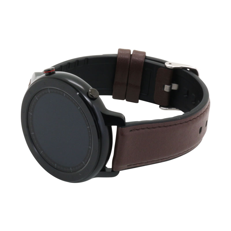 Valore-Smart-Watch-(VHA-19)-Brown-strap