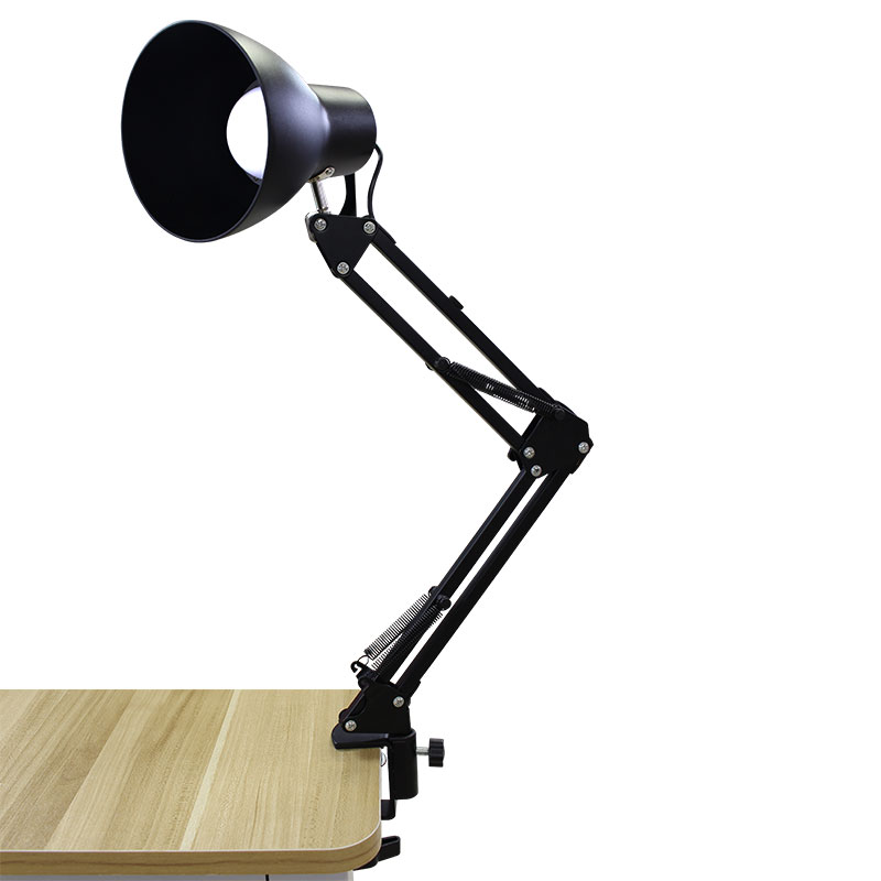 Valore-Swing-Arm-LED-Table-Lamp-(LTL22)-Clamp-mount