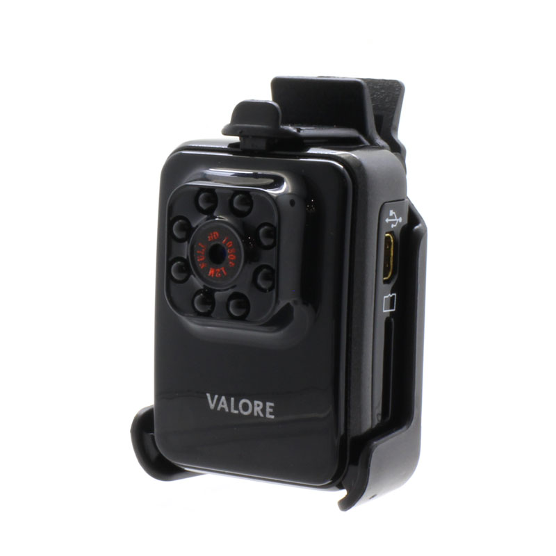 Valore-Tarsier---1080P-Mini-WiFi-Action-Camera-(VMS60)-with-mount