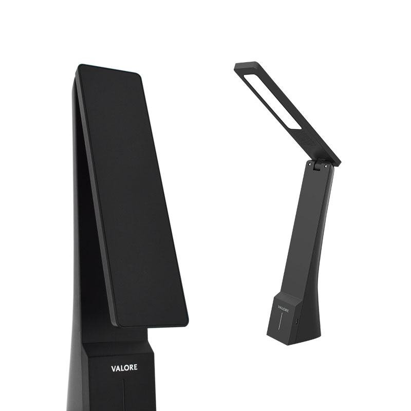 Valore-Touch-LED-Table-Lamp-(LTL18)-Black