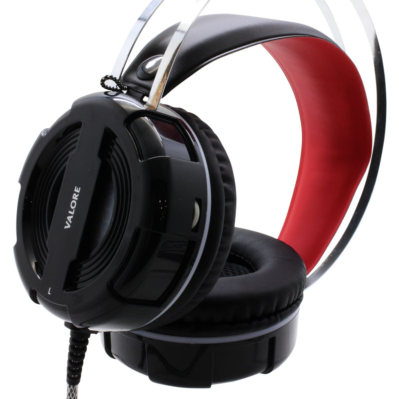 Valore-Trogon---USB-Gaming-Headphon-(HS0018)-Volume-control