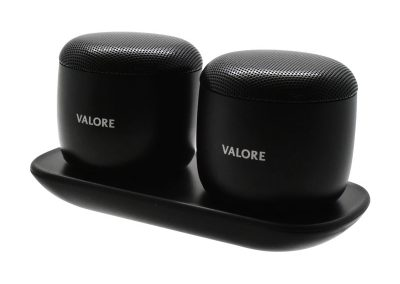 Valore True Wireless Speakers With Charging Dock (BTS16)