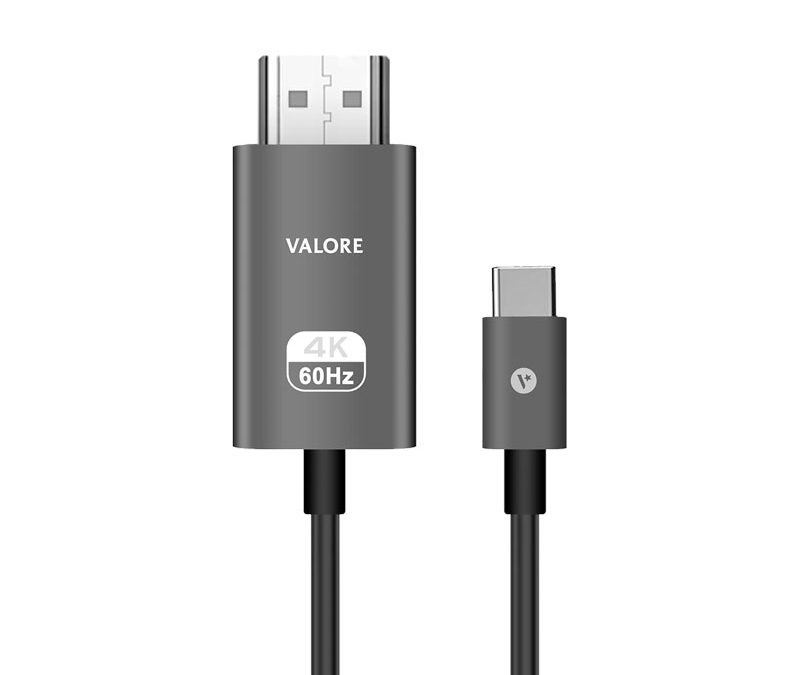Valore Type-C To HDMI Cable (AV07)