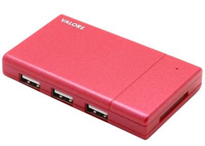 Valore USB 2.0 Combo Hub (VUH-10)