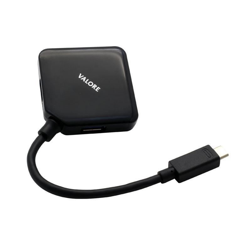 Valore-USB-C-4-Port-USB-3.0-Hub
