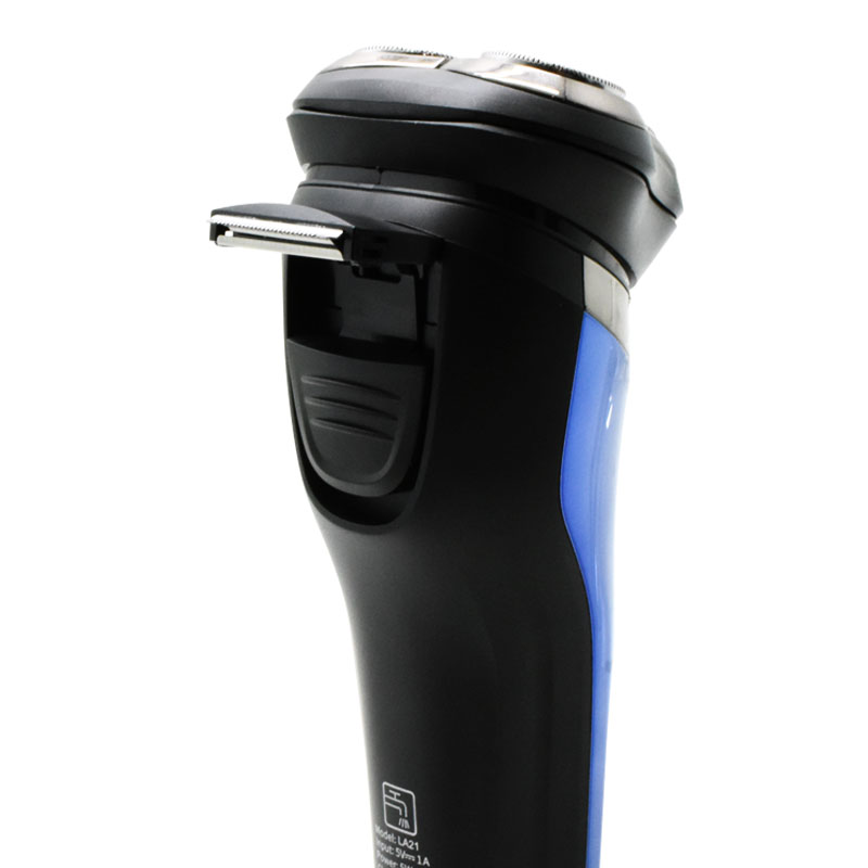 Valore-USB-Rechargeable-Shaver-(LA21)-Pop-up-Trimmer