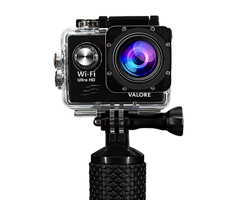 Valore Ultra HD Action Camera (VMS62)