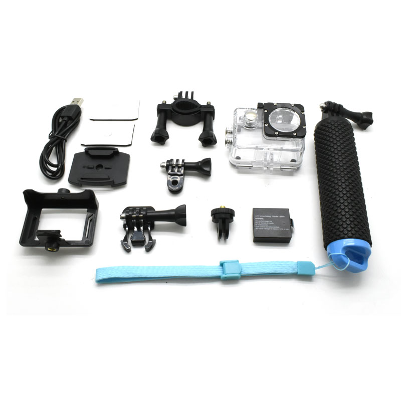 Valore-Ultra-HD-Action-Camera-(VMS62)-Accessories