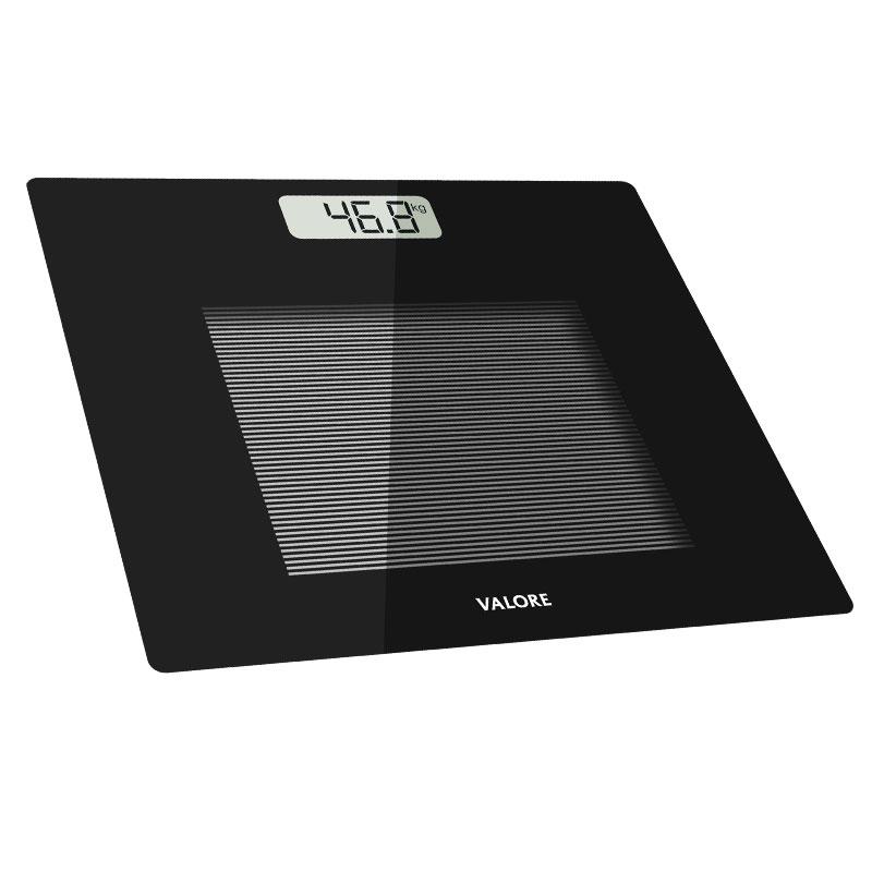 Valore-Ultra-Slim-Digital-Scale-(VF-006)-Black