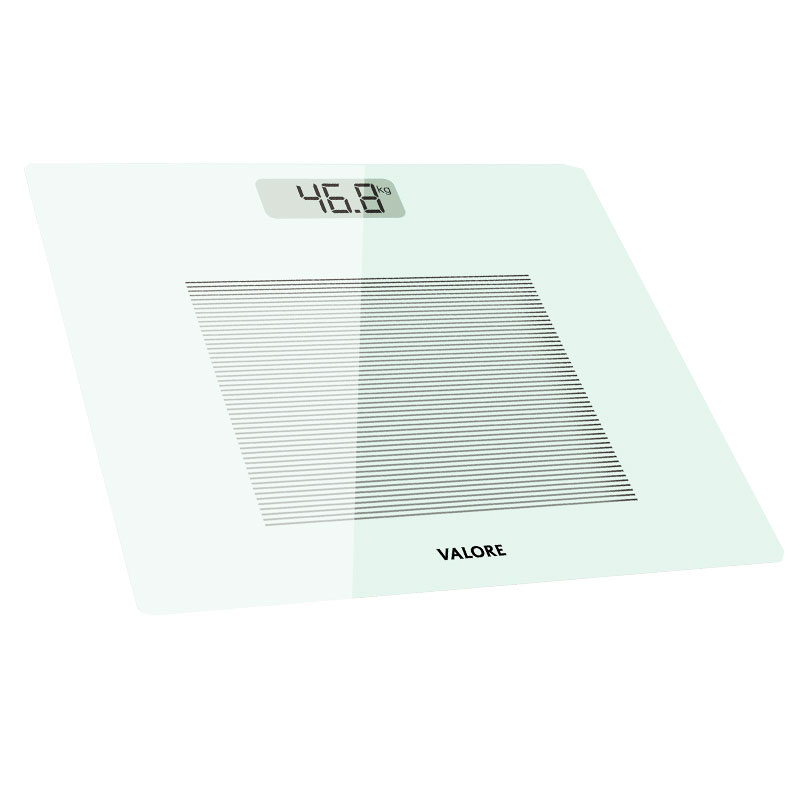 Valore-Ultra-Slim-Digital-Scale-(VF-006)-White