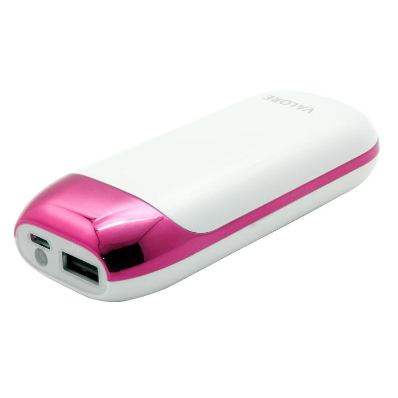 Valore-VL-PB152-5200mAh-Power-Bank-Pink
