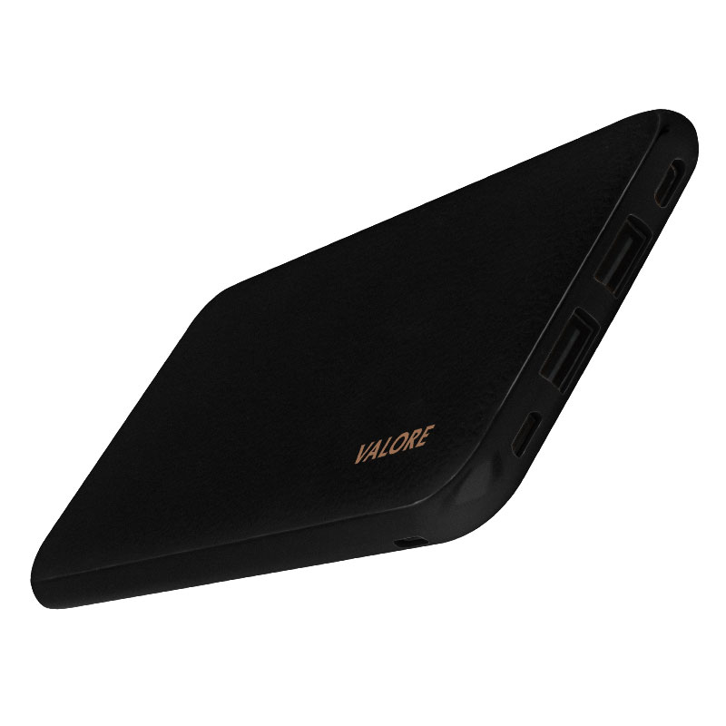 Valore-Versatile---8000mAh-Power-Bank-(PB22)-Black