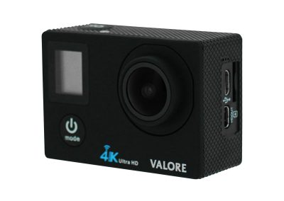 Valore Vital – 4K WiFi Action Camera (VMS57)