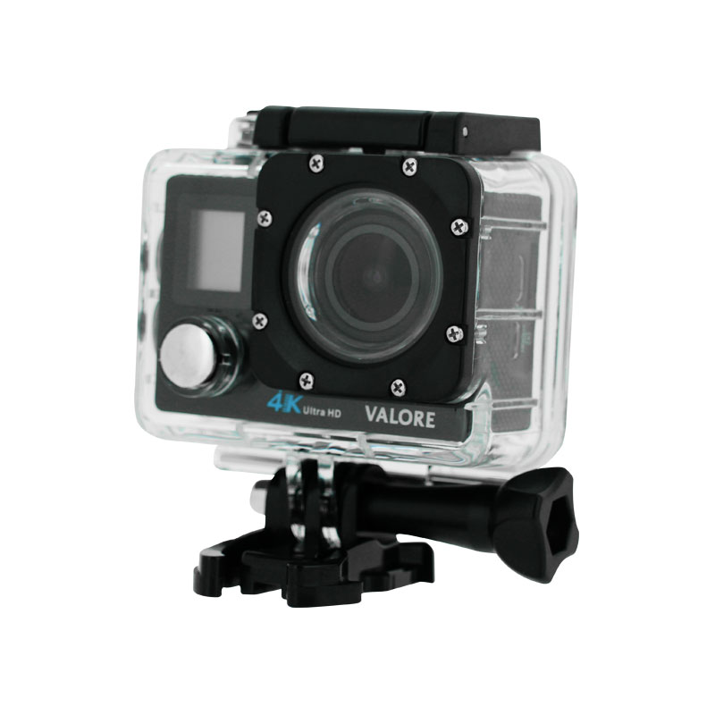 Valore-Vital---4K-WiFi-Action-Camera-(VMS57)-Black