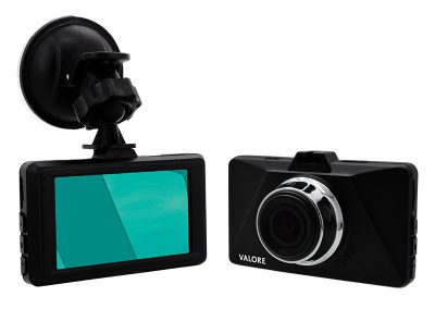 Valore Wide-Angle Car DVR (VMS61)