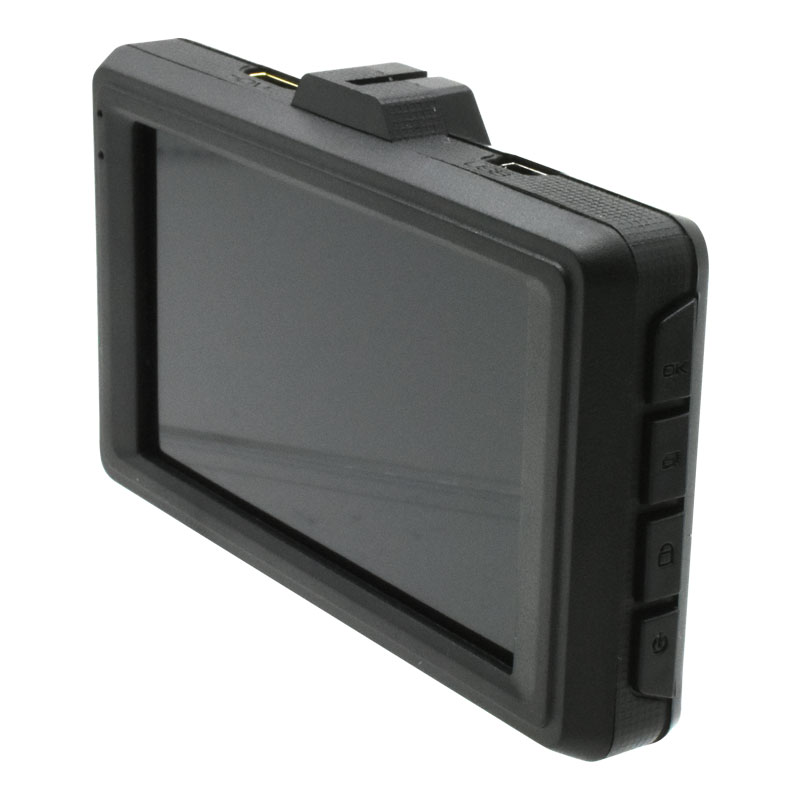 Valore-Wide-Angle-Car-DVR-(VMS61)-left-controls