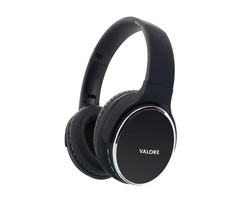 Valore Wireless Deep Bass On-Ear Headphone (BTS26)