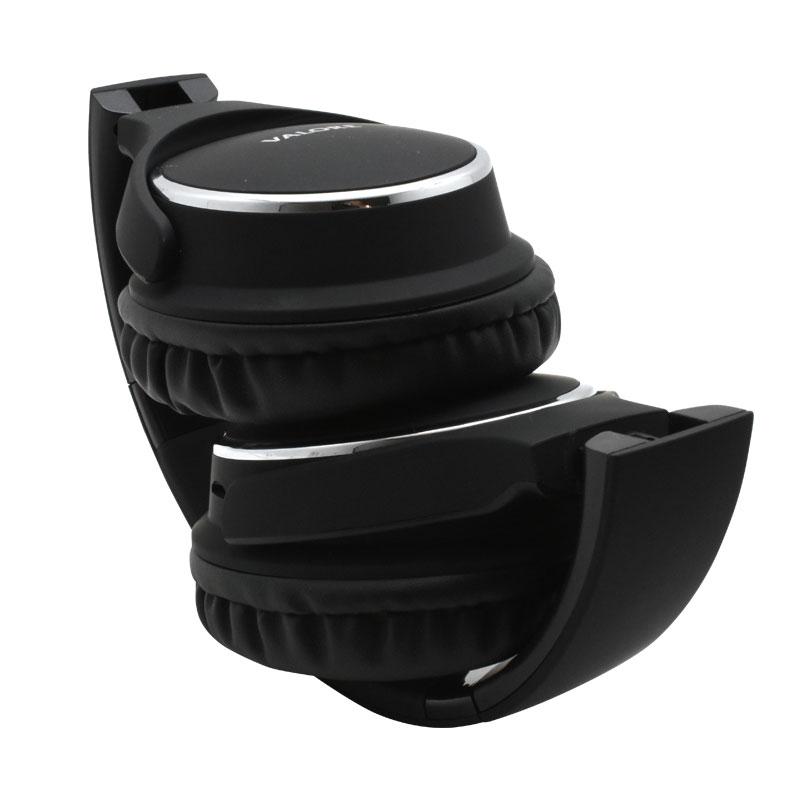 Valore-Wireless-Deep-Bass-On-Ear-Headphone-(BTS26)-Folded