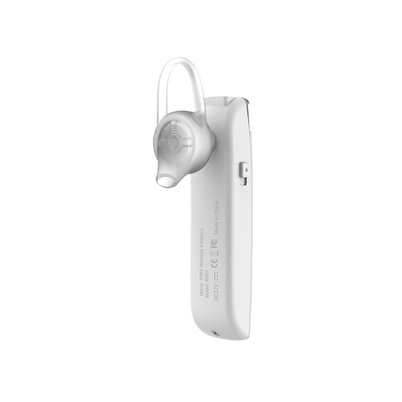 Valore-Wireless-Earpiece-(R551)-White-back