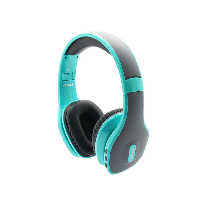 Valore-Wireless-Headset(HS0012)-Turqoise