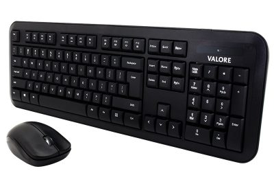 Valore 2.4G Wireless Keyboard & Mouse Combo (AC55)