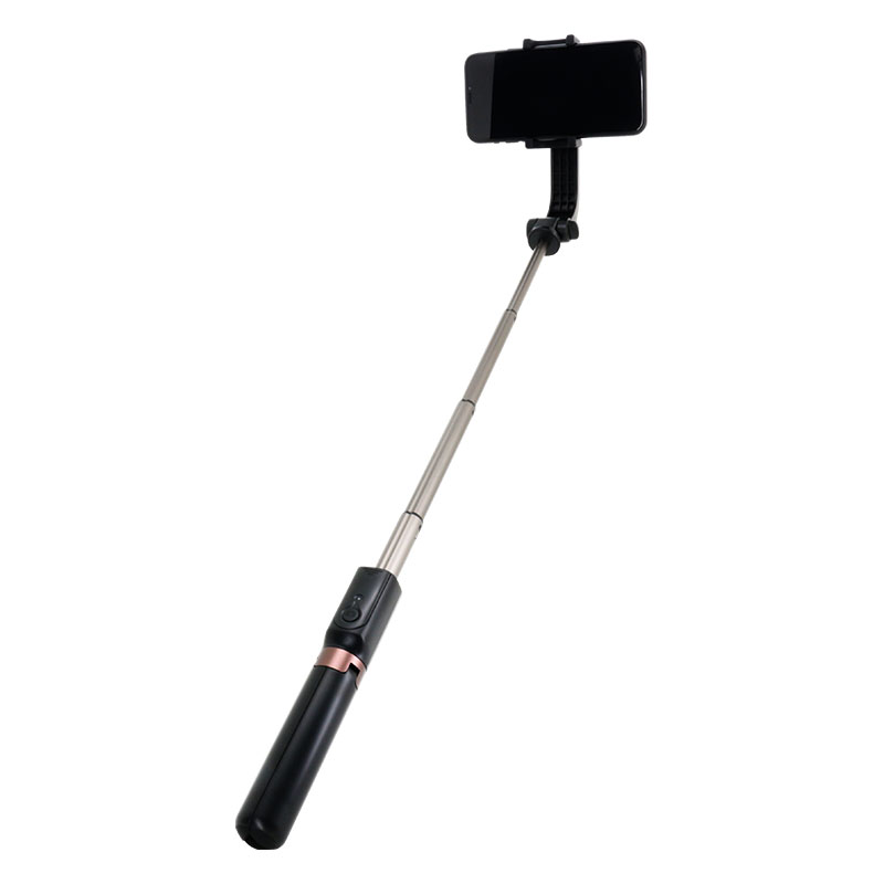 Valore-Wireless-Selfie_Tripod-with-Stabiliser-(AC131)-extendable