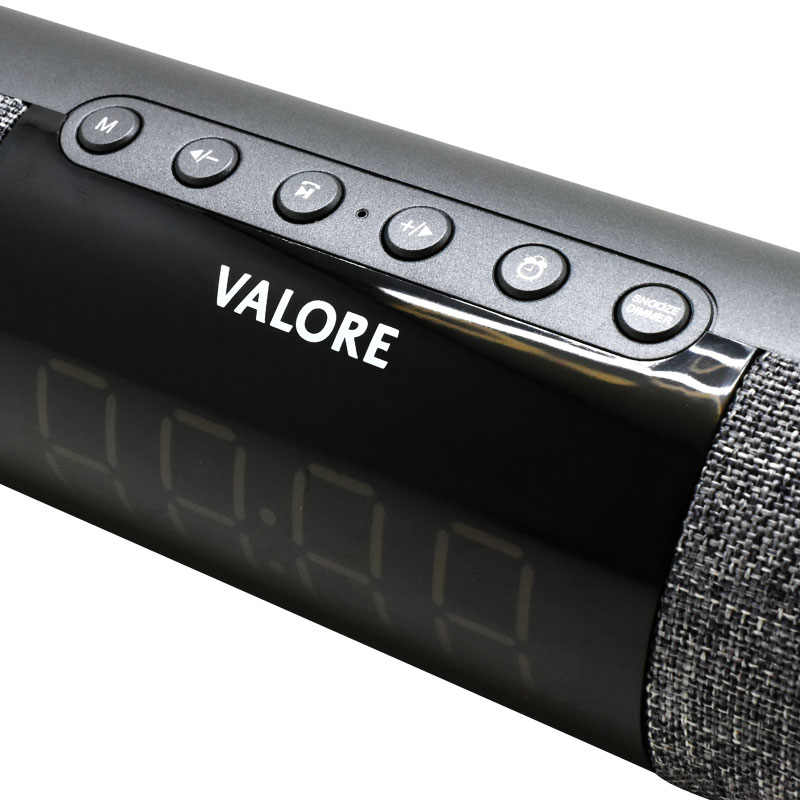 Valore-Wireless-Soundbar-(BTS30)-Top-button