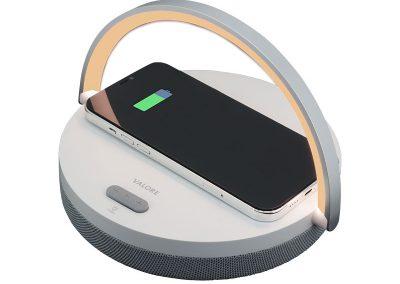 Valore Wireless Speaker With Night Light & Wireless Charging Function (BTS36)