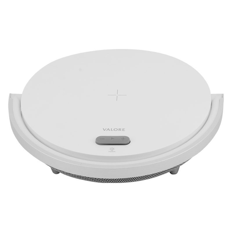 Valore-Wireless-Speaker-with-LED-light-and-Wireless-Charging-Function-(BTS36)-Front