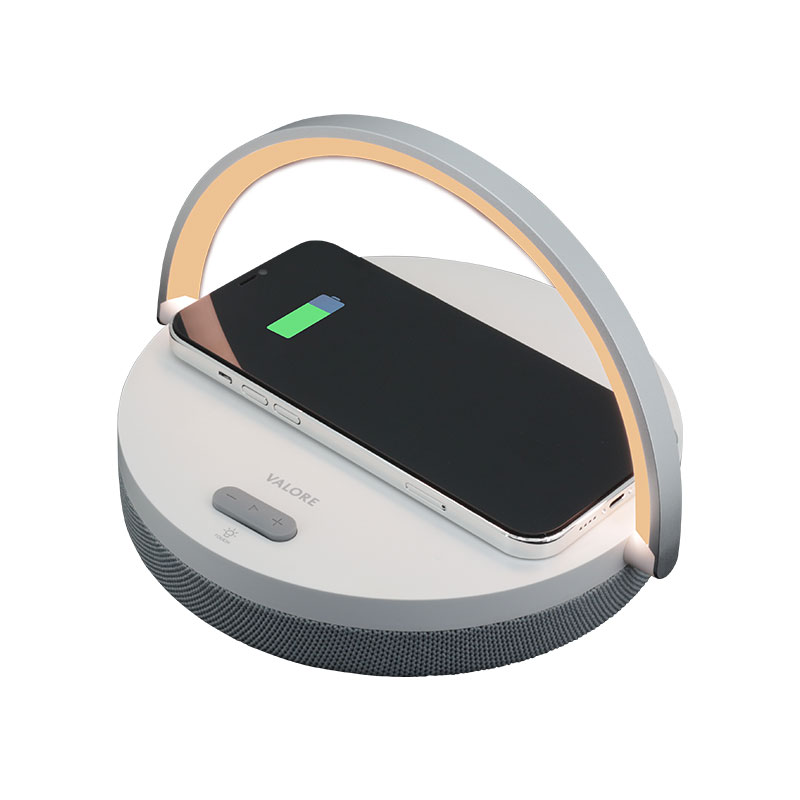 Valore-Wireless-Speaker-with-LED-light-and-Wireless-Charging-Function-(BTS36)