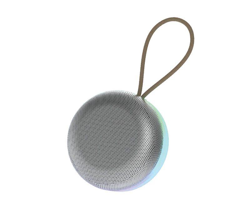 Valore Wireless Speaker with RGB Light (BTS34)