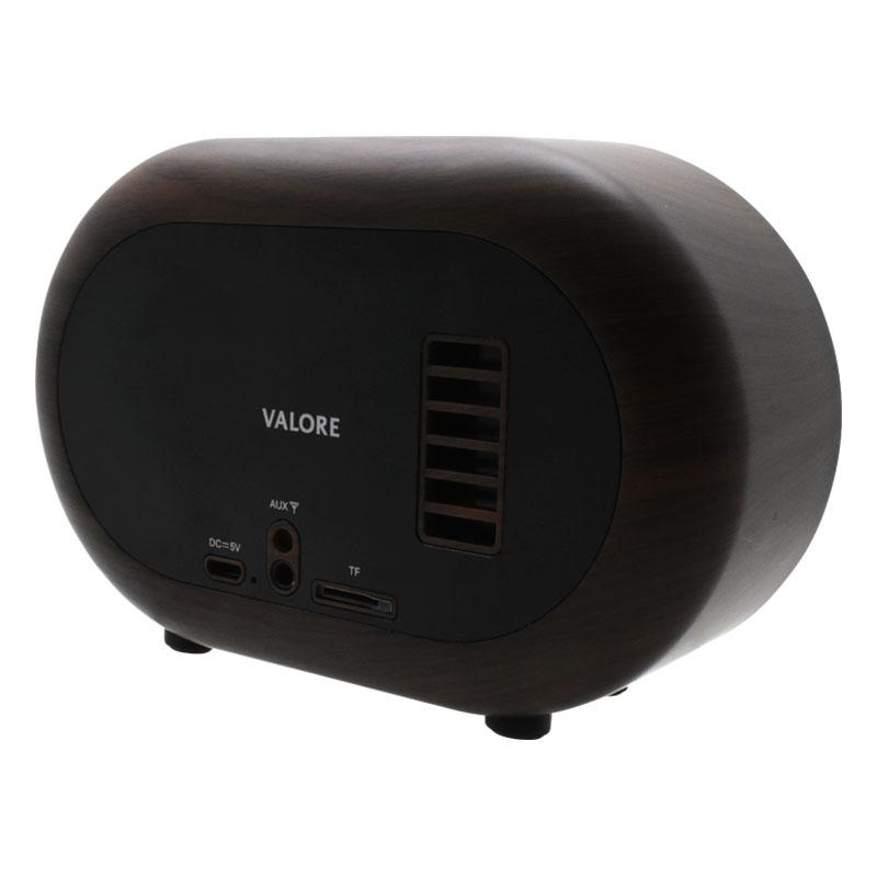 Valore-Wireless-Vintage-Speaker-(BTS28)-ports