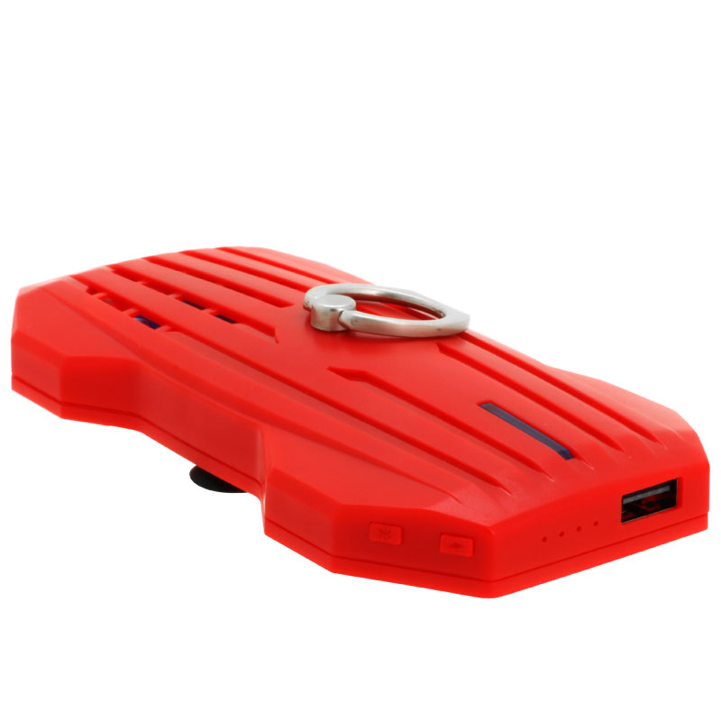 Valore-Yeti---Smartphone-Cooling-Pad-(AC47)-Red-USB-port