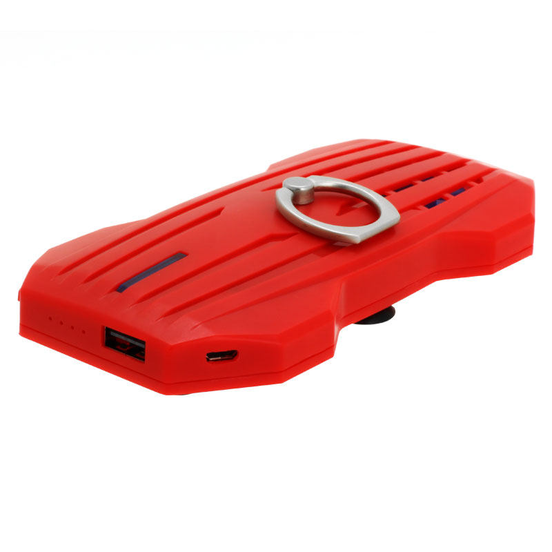 Valore-Yeti---Smartphone-Cooling-Pad-(AC47)-Red-charging-port