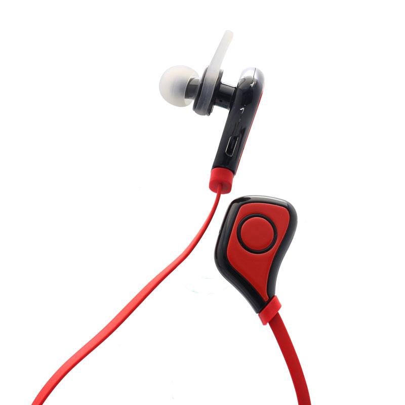 Wireless-Sports-Headset-Red-Micro-USB-Charging-port-(QKE7)