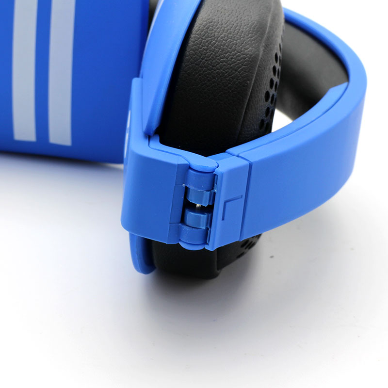 Y8-Wireless-Headset-Blue-Rotating-Joint