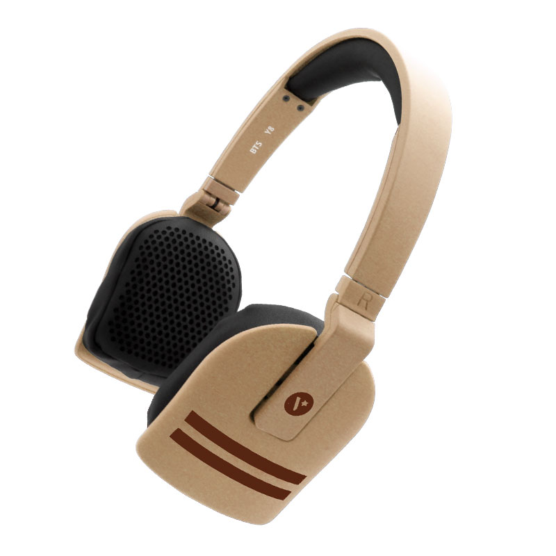 Y8-Wireless-Headset-Brown
